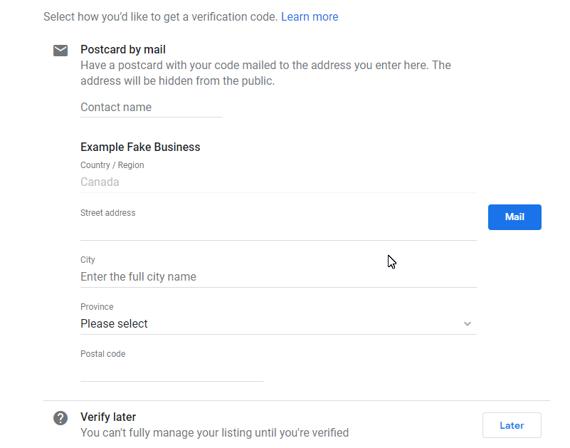 Google Launches New Sign Up Process For Service Area Businesses