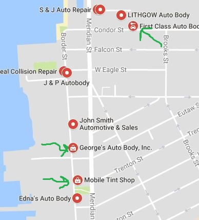 Different Symbols on Google Maps - Local Search Forum