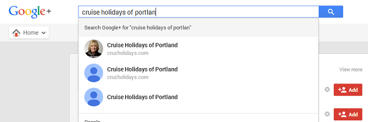 G+ search.png