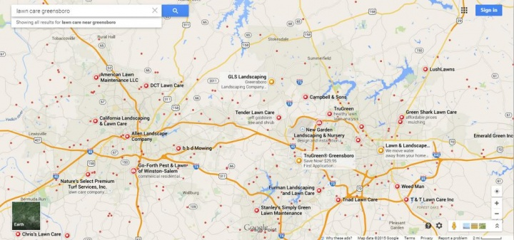 Service Area Business Not Showing on Google Maps - Local Search Forum