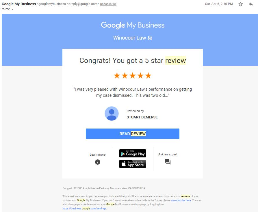 Google My Business Suspensions Are Causing Reviews to Vanish