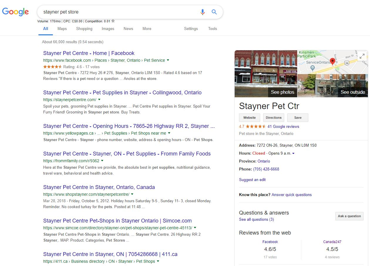 DA & Citation/Review Site Value - Local Search Forum