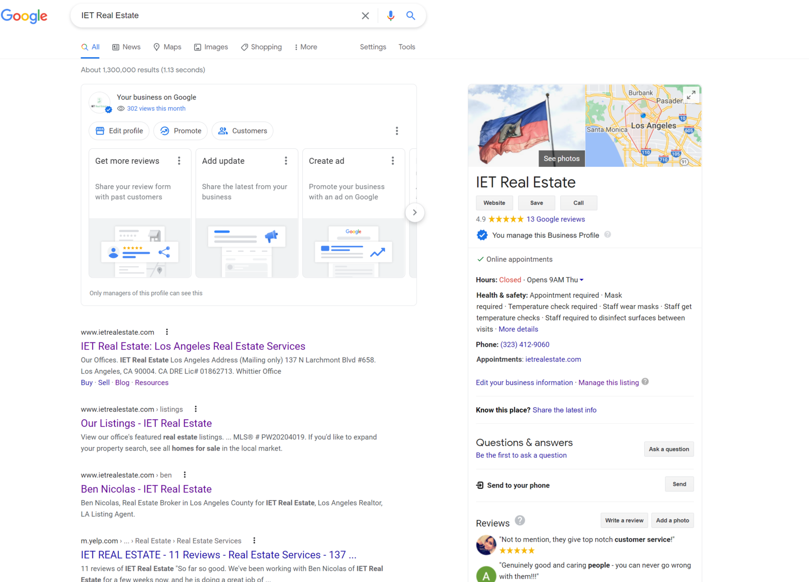 What I get when logged into Google.png