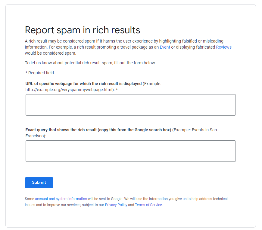 Report Rich Snippets to Google.PNG